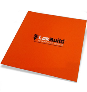 LokBuild 12 Inch Build Plate