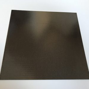 High Temperature Flexible Magnetic Sheet 220mm x 220mm