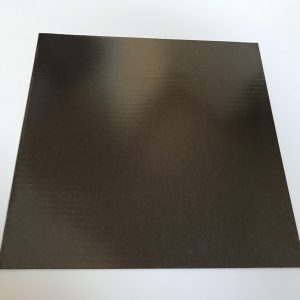 High Temperature Flexible Magnetic Sheet 310mm x 310mm